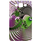 Abstract Tentacles Back Cover Case for Samsung Galaxy S3 / SIII / I9300