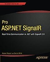 Pro ASP.NET SignalR Front Cover