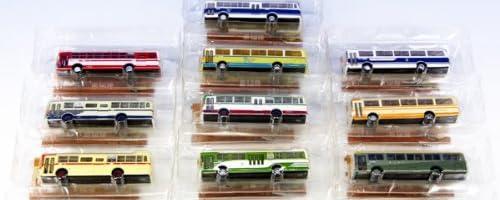 バスコレクション第12弾 モノコックバス 路線バス 高速バス トミーテック(全13種フルコンプセット)