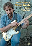 echange, troc Guitar Artistry of Tony Keck: Touch Technique [Import anglais]
