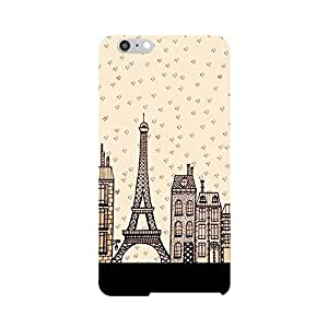 Digi Fashion Designer Back Cover with direct 3D sublimation printing for Apple iPhone 6