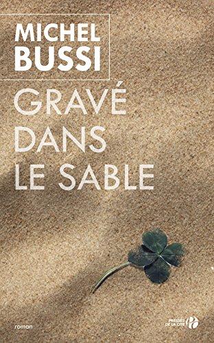 Michel Bussi - Gravé dans le sable (2014) -Omaha Crimes