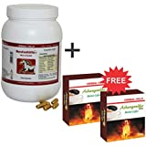 Herbal Hills Revivehills - Value Pack 700 Capsules + FREE Ashwagandha Coffee 100 Gms Pack Of 2