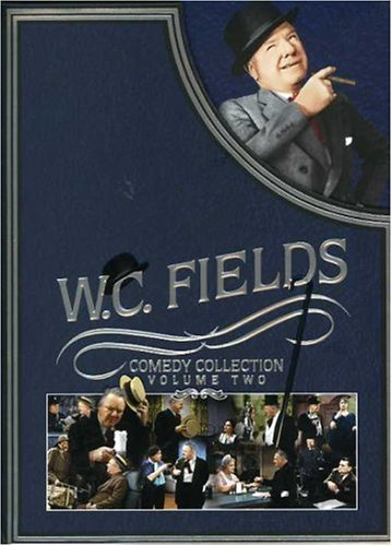 Cover art for  W.C. Fields Comedy Collection, Vol. 2 (The Man on the Flying Trapeze / Never Give A Sucker An Even Break / You&#039;re Telling Me! / The Old Fashioned Way / Poppy)
