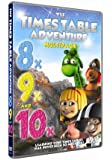 Times Table Adventure : 8X, 9X and 10X Multipack [DVD]