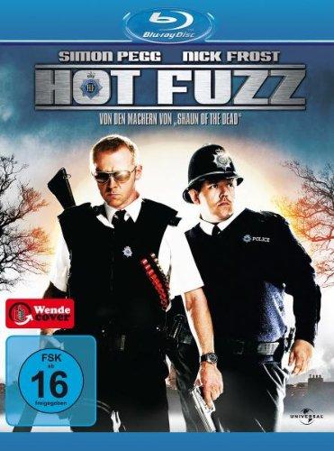 Hot Fuzz - Zwei abgewichste Profis [Alemania] [Blu-ray].