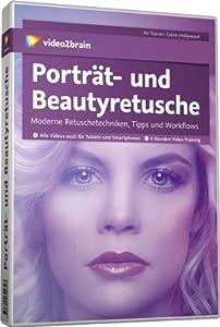 Porträt- und Beautyretusche - Calvin Hollywood