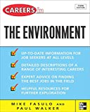 Careers in the Environment (Professional Career Series)