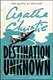 Destination Unknown (0061003816) by Christie, Agatha