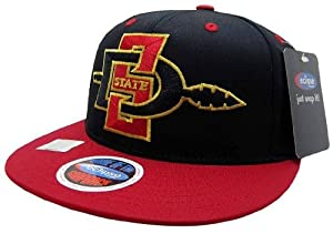 Buy NCAA San Diego State Aztecs Logo Style Snapback Hat by Eclipse Specialties