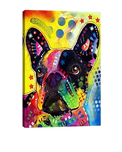 Dean Russo Gallery French Bulldog Canvas Print
