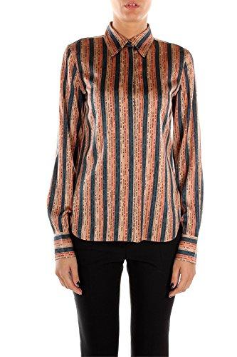 629520AB70GVC01-Cline-Chemises-Femme-Soie-Multicouleur