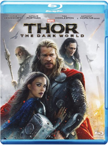 Thor - The dark world [Blu-ray] [IT Import]