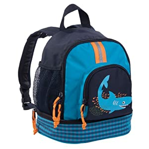 Lassig Shark Mini Backpack