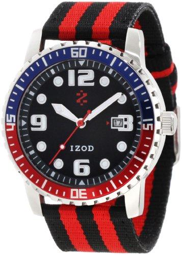 IZOD Men's IZS3/10 USA Sport Three-Hand Watch