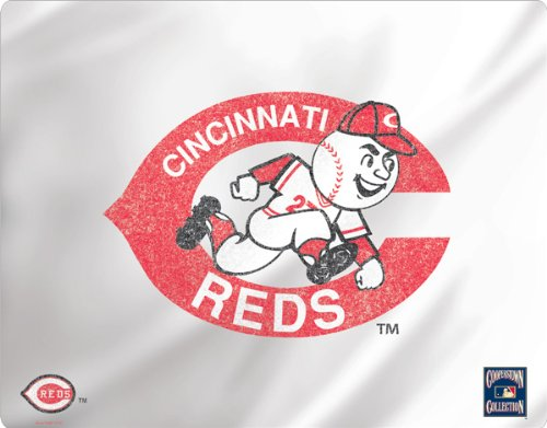 MLB - Cincinnati Reds - Cincinnati Reds - Cooperstown Distressed - Sony Playstation 3 / PS3 Slim (4th Gen)(160/250GB) - Skinit Skin игровая приставка sony playstation 4 slim 1tb fifa 18 dualshock 4
