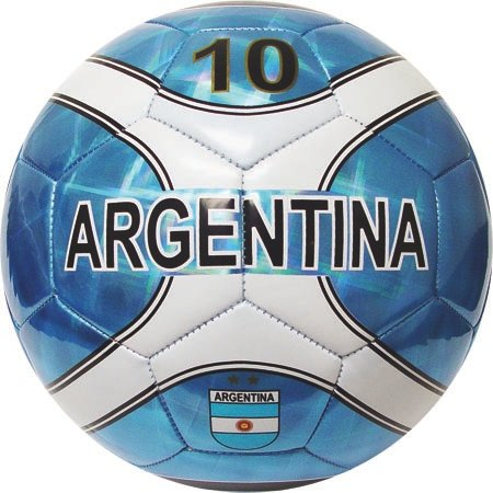 Vizari Country Series Soccer Ball - Argentina, Size 4