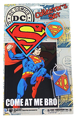 C&D Visionary DC Comics Originals Superman Collector's Set - 1