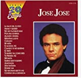 Songtexte von José José - 20 Éxitos de José José