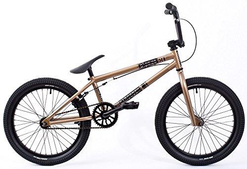 KHE-BMX-Fahrrad-Barcode-2020-kupfer-Model-2016-Direkt-von-KHE