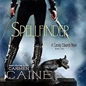 Spellfinder: A Cassidy Edwards Novel, Book 2 | Carmen Caine
