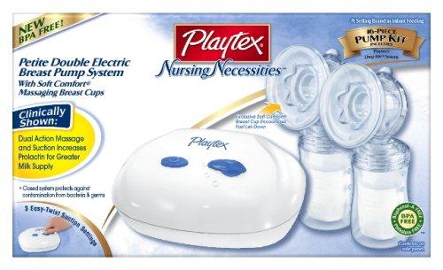 breast Playtex pump electric