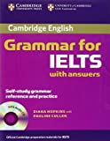 img - for Cambridge Grammar for IELTS Student's Book with Answers and Audio CD (Cambridge Books for Cambridge Exams) book / textbook / text book