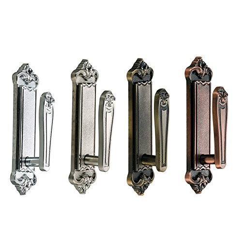 ... European Crown Hook Design Curtain Tiebacks Drapery Holdbacks (Nickel
