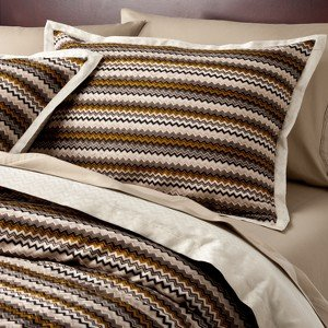 Missoni For Target King Size Comforter and Shams Set