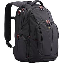 buy Case Logic 15.6 - Inch Backpack For Laptop And Tablet, Black (Bebp-215Black)