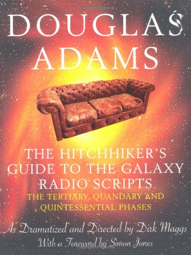 Hitch Hikers Guide to/Galaxy Radio Scrip (v. 2)