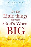 img - for It's the Little Things That Make God's Word Big book / textbook / text book