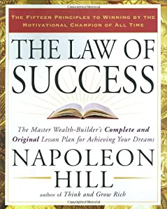 Cover of &quot;The Law of Success: The Master ...