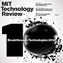 Audible Technology Review, May 2014 Periodical by Technology Review Narrated by Todd Mundt