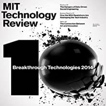 Audible Technology Review, May 2014  by Technology Review Narrated by Todd Mundt