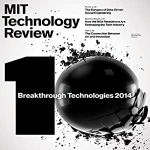 Audible Technology Review, May 2014 | [Technology Review]