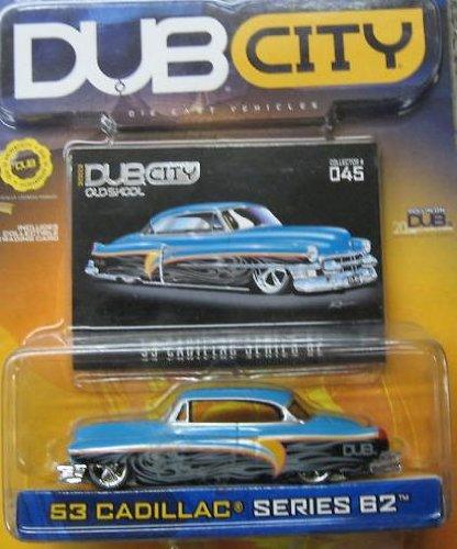 Jada Dub City 1953 Cadillac Series 62 1:64 Scale Die Cast Car - 1