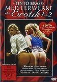 Tinto Brass - Meisterwerke der Erotik 1 + 2 [Alemania] [DVD]