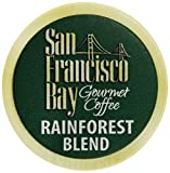 San Francisco Bay Coffee, Organic Rainforest Blend, 36 OneCup Single Serve Cups