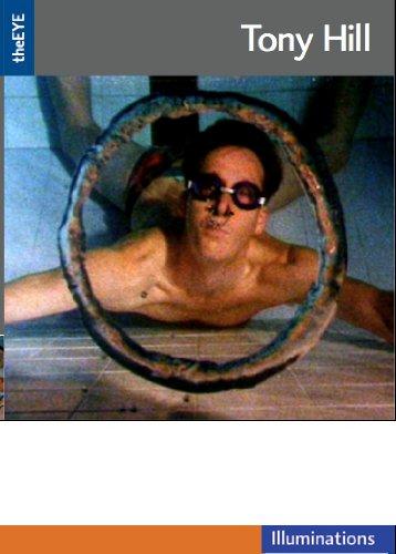 The Eye - Tony Hill [DVD]