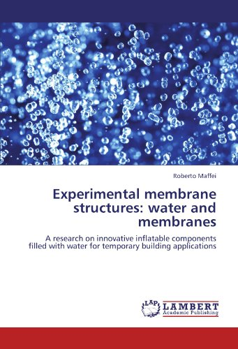 Experimental Membrane Structures: Water and Membranes