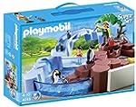 Playmobil 4013 Wild Life Penguin Habi...