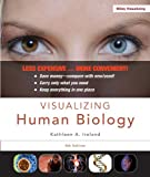 Visualizing Human Biology 4e Binder Ready Version + WileyPLUS Registration Card
