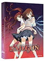 Toaru Kagaku No Railgun Season 1 Part 1 Blu-ray from Funimation
