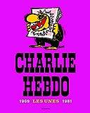 Charlie Hebdo : Les Unes 1969-1981