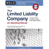 Your Limited Liability Company: An Operating Manual (Your Limited Liability Company (W/CD)) ~ Anthony Mancuso