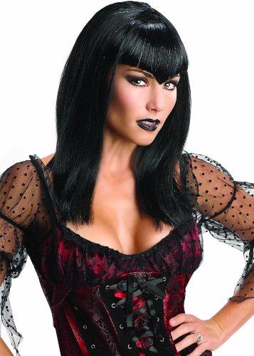 Rubie's Costume Glitter Vamp Adult Costume Wig