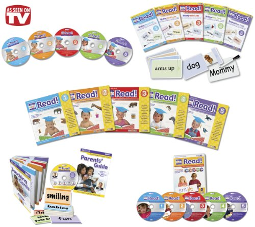 Your Baby Can Read!® Official Deluxe Kit TV Offer