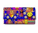 ShopMantra indian ethenic Multicolor Ladies Wallet LW00000247
