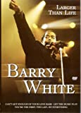 echange, troc Barry White Larger Than Life